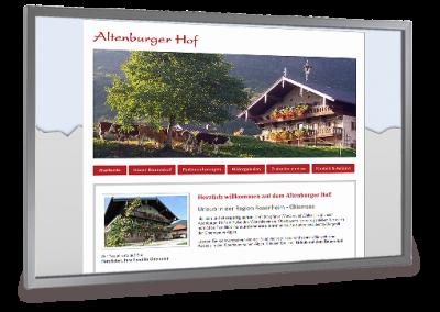 Bauernhofurlaub-Brannenburg.de