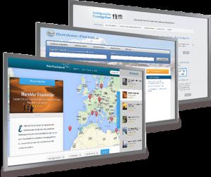 Vermarktungsplattformen von UHC Medien