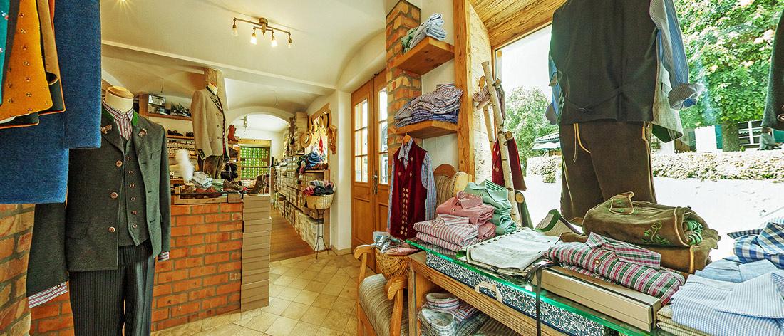 Virtueller Ladenrundgang bei Schuh Auer, Samerberg