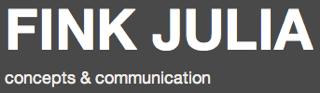 Logo Julia Fink