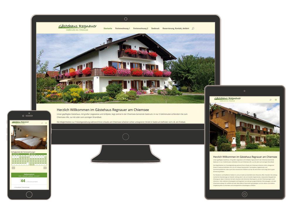 Gastgeberseite Haus-Regnauer.de