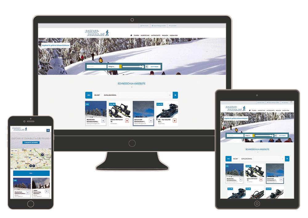 Internetportal Schnee-Schuh.de