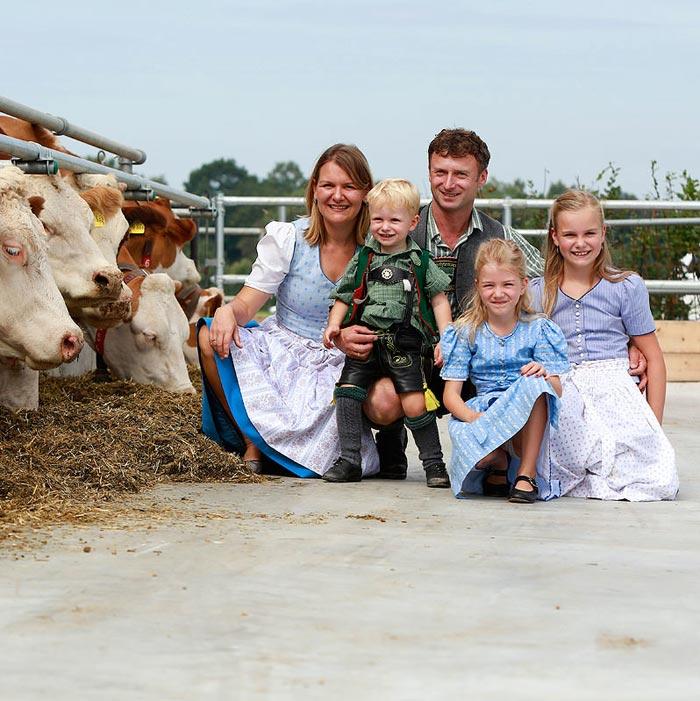 Familie Rinser Springerhof