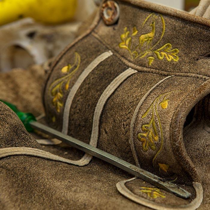 Schuh Trachten Auer Samerberg